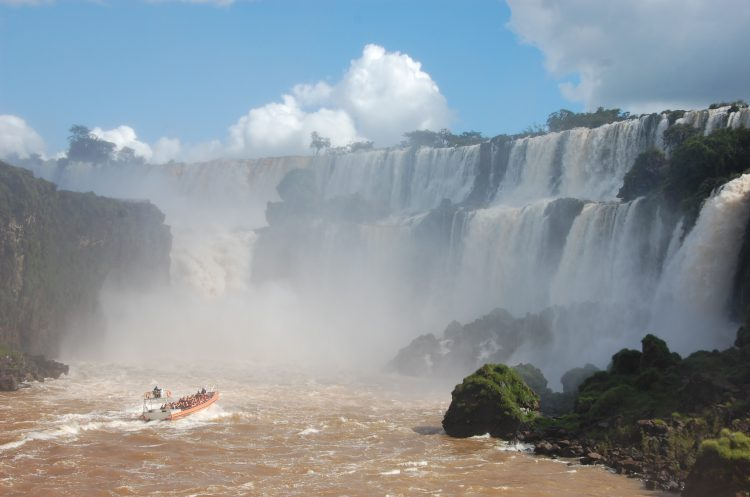 Absolutny sztos – Iguazu Falls