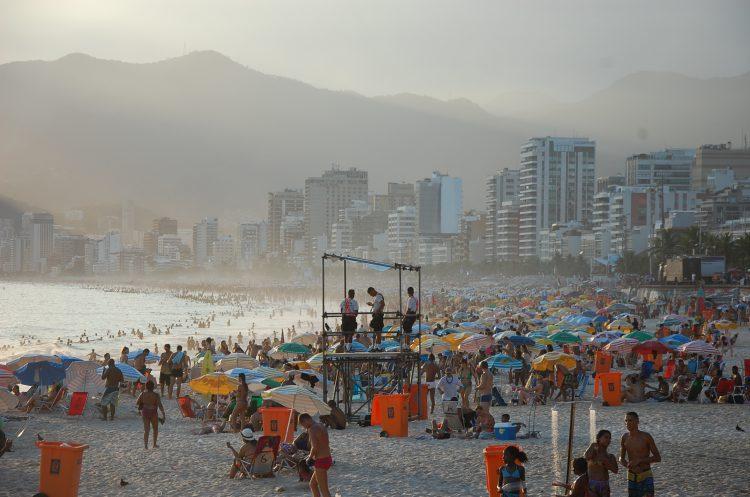 Przereklamowana Copacabana, klimatyczna Ipanema imonumentalny pomnik Chrystusa Odkupiciela