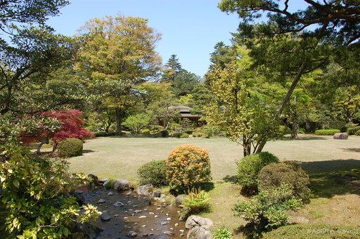 Kenrokuen – ogród absolutnie wyjątkowy