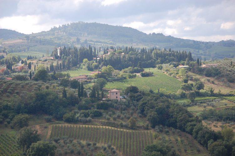 Rozczarowująca Toskania